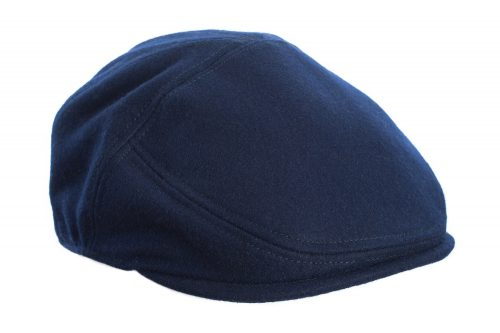 Royal Blue Flat Cap